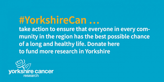 World Cancer Day #YorkshireCan