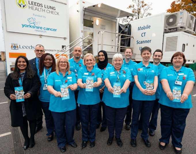 Yorkshire Cancer Research Employees
